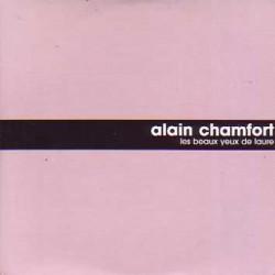 Alain Chamfort - Les Beaux Yeux De Laure - CD Single Promo 1 Track