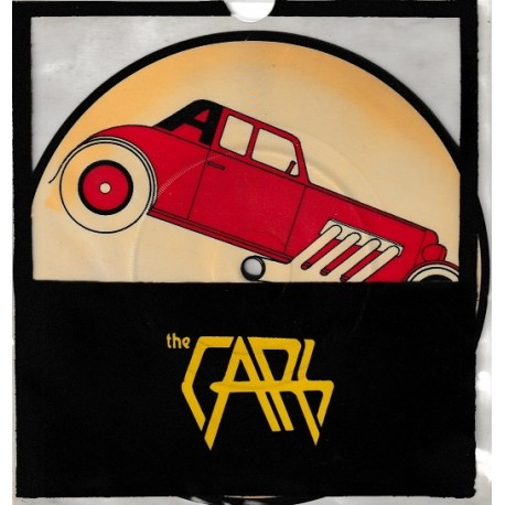 The Cars – My Best Friend's Girl - Vinyl 7 inches - Picture Disc - 45 RPM