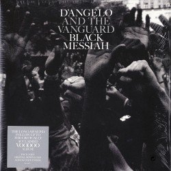 D'Angelo And The Vanguard – Black Messiah - Double LP Vinyl Album + MP3 Code