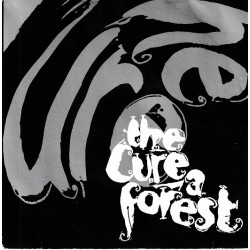 The Cure ‎– A Forest - Vinyl 7 inches 45RPM