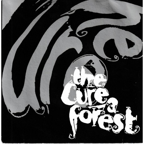 The Cure – A Forest - Vinyl 7 inches 45RPM