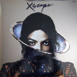 Michael Jackson ‎– Xscape - LP Vinyl Album