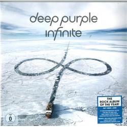 Deep Purple – Infinite - Double LP Vinyl Album + DVD