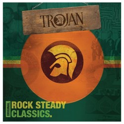 Compilation Trojan - Original Rock Steady Classics - LP Vinyl Album