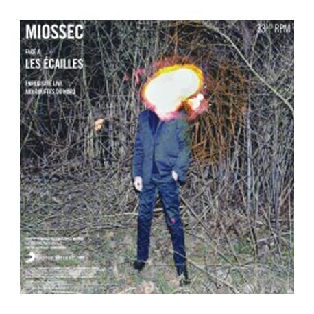 Miossec – Les Ecailles - Disquaire Day 2017 - Coloured White - Live - vinyl 7 inches