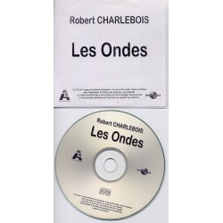 Robert Charlebois - Les Ondes - CDr Promo 1 Track