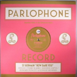 St Germain – How Dare You - Record Store Day 2017 - Maxi Vinyl 12 inches