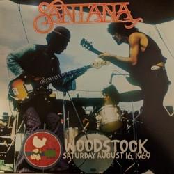 Santana – Woodstock - Saturday, August 16, 1969 - Record Store Day - LP Vinyl Album
