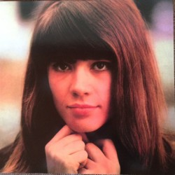 Françoise Hardy – Canta In Italiano Per Voi - Coloured Clear - LP Vinyl Album - Limited Edition