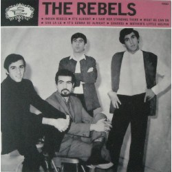 The Rebels - The Rebels - LP Vinyl Album