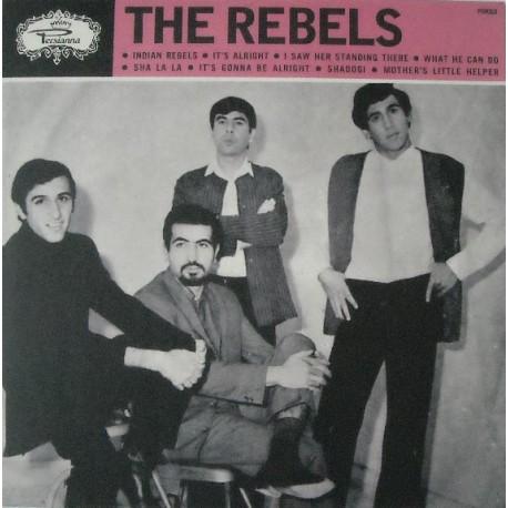 The Rebels - The Rebels - LP Vinyl Album