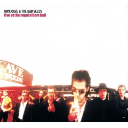 Nick Cave & The Bad Seeds ‎– Live At The Royal Albert Hall - Double LP Vinyl album
