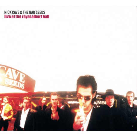 Nick Cave & The Bad Seeds – Live At The Royal Albert Hall - Double LP Vinyl album