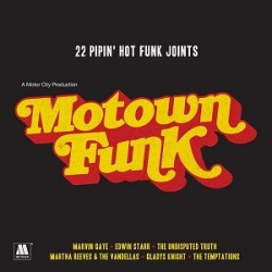 Motown Funk - Compilation Record Store Day - Double LP Vinyl Coloured