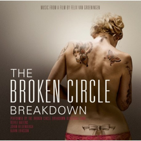 The Broken Circle Breakdown - LP Vinyl Album - Record Store Day 2017 - Picture Disc
