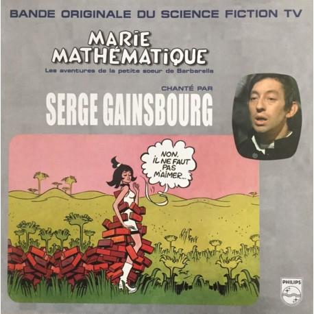 Serge Gainsbourg – Marie Mathématique, les aventures de la petite soeur de Barbarella - LP Vinyl Album