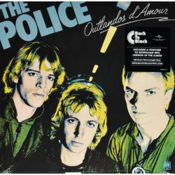 The Police ‎– Outlandos D'Amour - LP Vinyl Album + MP3 Code