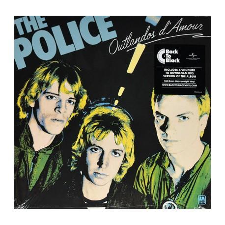 Vinyl The Police Outlandos D Amour Lp Album Mp3 Code