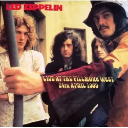 Led Zeppelin – Live At The Fillmore West 24th April 1969