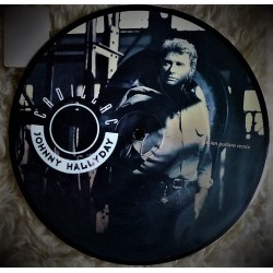 Johnny Hallyday - Cadillac - Vinyl 7 inches 45 RPM - Picture Disc