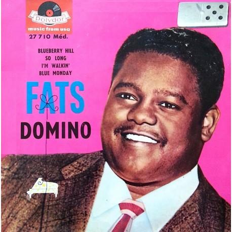 Fats Domino – Blueberry Hill: Fats Domino Vol. 5 - Vinyl 7 inches 45 RPM