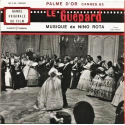 """Nino Rota – Musique Originale Du Film """"Le Guépard"""" - Vinyl 7 inches 45 RPM"""