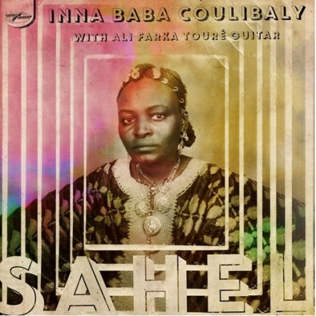 Inna Baba Coulibaly ‎– Sahel - Record Store Day - Vinyl 10 inches