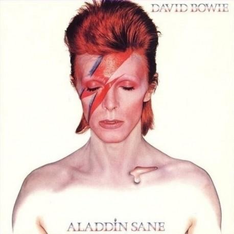 David Bowie – Aladdin Sane- LP Vinyl Album Gatefold