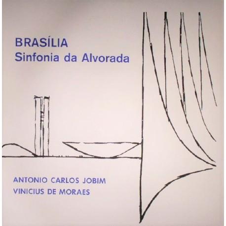 Antonio Carlos Jobim - Vinicius de Moraes – Brasília - Sinfonia Da Alvorada - LP Vinyl Album