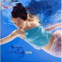 Jeanne Cherhal - Voilà - CD Single Promo 1  Track