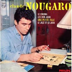 Claude Nougaro – Une Petite Fille - vinyl 7 inches 45 RPM