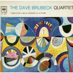 The Dave Brubeck Quartet – Take Five - Blue Rondo A La Turk - Vinyl 7 inches 45 RPM