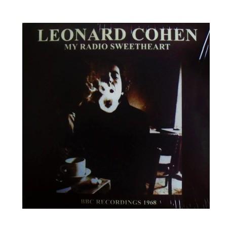 Leonard Cohen – My Radio Sweetheart - BBC Recordings 1968 - LP Vinyl Album