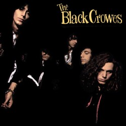 The Black Crowes ‎– Shake Your Money Maker - LP Vinyl Album Coloured