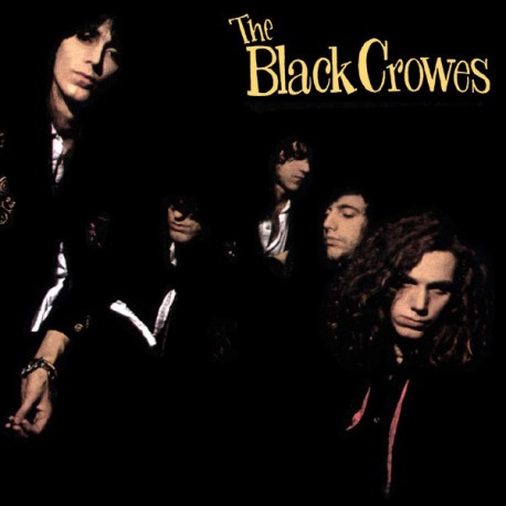 The Black Crowes – Shake Your Money Maker - LP Vinyl Album Coloured