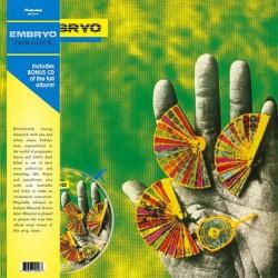 Embryo – Zack Glück - LP Vinyl + CD Album