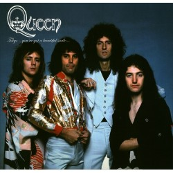 Queen ‎– Tokyo - You've Got A Beautiful Smile..- LP Vinyl Album - Coloured