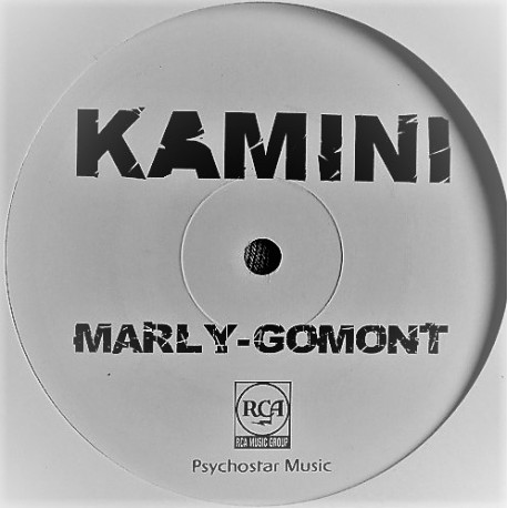 Kamini ‎– Marly-Gomont - Maxi Vinyl 12 inches