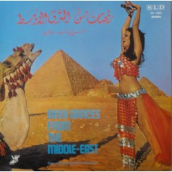Hassan Abu Seoud & His Orchestra - Belly Dances From The Middle-East - LP Vinyl Album