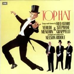 Yehudi Menuhin and Stéphane Grappelli – Top Hat - LP Vinyl Album