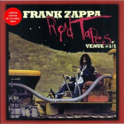 Frank Zappa ‎– Road Tapes Venue 1/1 - LP Vinyl Album - Limited Edition