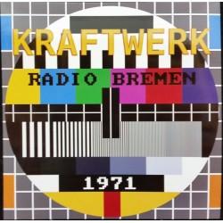 Kraftwerk – Radio Bremen 1971 - Double LP Vinyl Album
