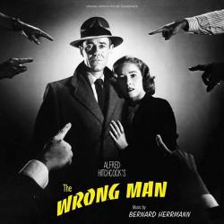 Bernard Herrmann – The Wrong Man  LP Vinyl Album