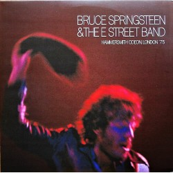 Bruce Springsteen & The E Street Band – Hammersmith Odeon, London '75 - 4 LP Vinyl Album - Record Store Day