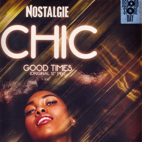 Chic / Patrice Rushen – Good Times / Forget Me Nots - Maxi vinyl 12 inches - Record Store Day