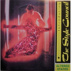 The Style Council ‎– Altered States - Double LP Vinyl Album