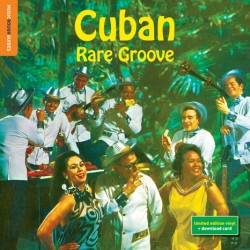 Cuban Rare Groove - Compilation - LP Vinyl Album - Record Store Day