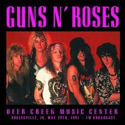Guns N' Roses – Deer Creek Music Center - Double LP Vinyl Album
