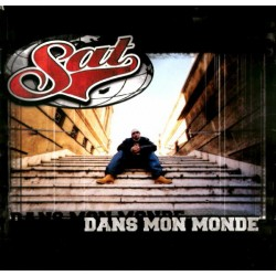 Sat  ‎( Fonky Family ) – Dans Mon Monde - Double LP Vinyl Album - Coloured Edition