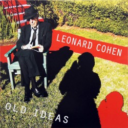Leonard Cohen ‎– Old Ideas - LP Vinyl + CD Album - Edition 180 Gr.